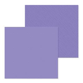 Dot-Stripe Petite Prints, Lilac - Doodlebug