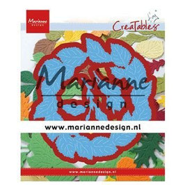 "Creatables ""Tiny's Leaves Wreath"" - Marianne Design"