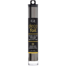 """Deco Foil """"Pewter"""" - Therm.o.web"""