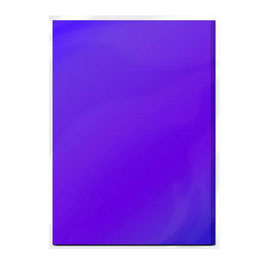 Purple Mist High Gloss Mirror Card - Tonic Studios