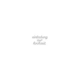 """""""Einladung zur Hochzeit"""" - Rayher"""