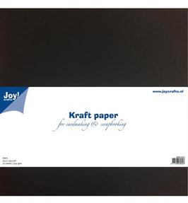 Craft Paper - schwarz, 300g