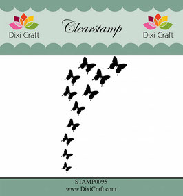 Butterflies - Dixi Craft