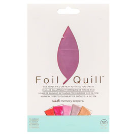 "Foil Quill 4x6 Inch ""Flamingo"" - We R Memory Keepers"