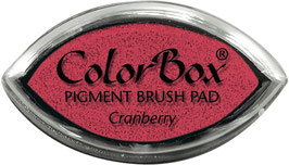 ColorBox Pigment Ink Cat's Eye, Cranberry - Clearsnap