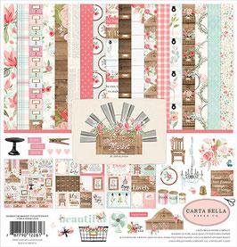 Farmhouse Market 12x12 Collection Kit - Carta Bella