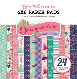 Once Upon A Time Princess - Echo Park Paper