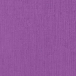 "Leinenstrukturpapier ""Grape"" - American Crafts"