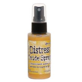 Tim Holtz Distress Oxide Spray - Fossilized Amber