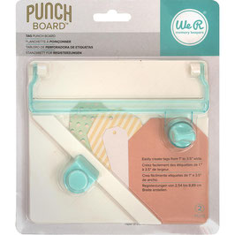 Tag Punch Board - We R Memory Keepers