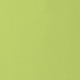 "Leinenstrukturpapier ""Key Lime"" - American Crafts"