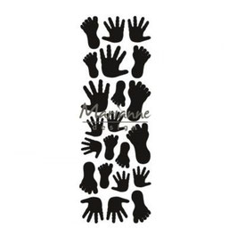 "Craftables ""Hands & Feet"" - Marianne Design"