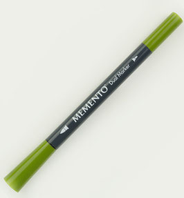 Memento Dual Tip Marker - Bamboo Leaves