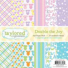 Double The Joy - Taylored Expressions