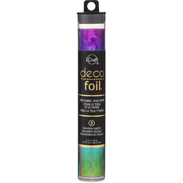 """Special Deco Foil """"Rainbow Shattered Glass"""" - Therm.o.web"""