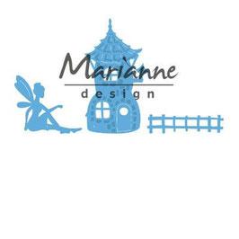 """Creatables """"Fairy Tale House"""" - Marianne Design"""