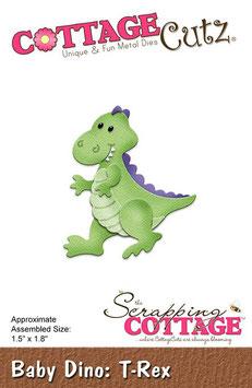 Baby Dino T-Rex - CottageCutz