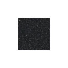 Glitterpapier, schwarz