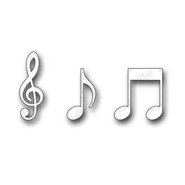 Die-namics Musical Note - My Favorite Things