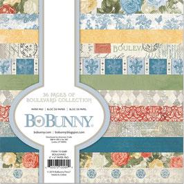 Boulevard 6x6 Paperpad - BoBunny