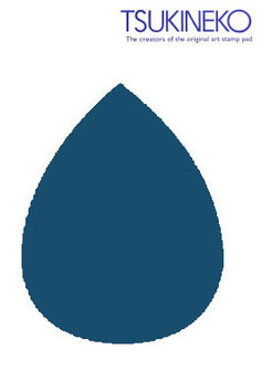 Memento Dew Drop Pad - Nautical Blue