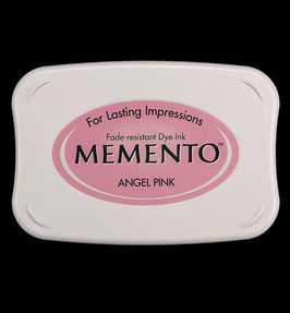 Memento Inkpad - Angel Pink