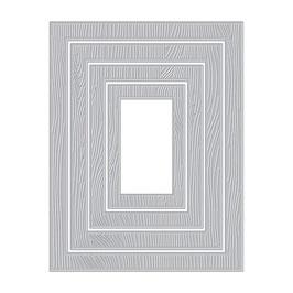 "Stanzschablone ""Wood Frames"" - Hero Arts"