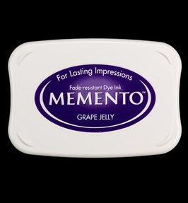 Memento Inkpad - Grape Jelly