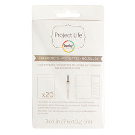 Fuse Pockets - Project Life