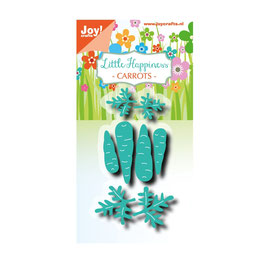 "Stanzschablone ""Carrots"" - Joy!Crafts"