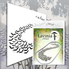 Bat Colony - Lavinia Stamps