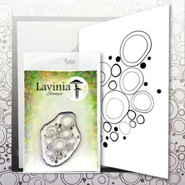 Blue Orbs - Lavinia Stamps