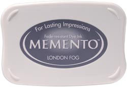 Memento Inkpad - London Fog