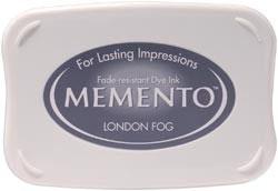 Memento Inkpad - London Fog