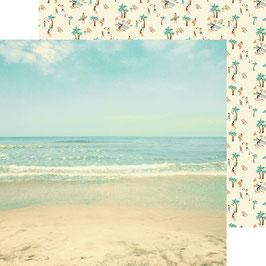 Summer Splash, Sunkissed - Kaisercraft