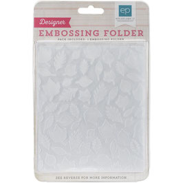 Embossingfolder, Falling Leaves - Echo Park