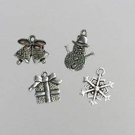 Charms Set Christmas - Nellie's Choice