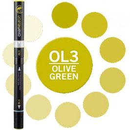 Olive Green - Chameleon