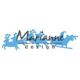 "Creatables ""Santa is Coming"" - Marianne Design"