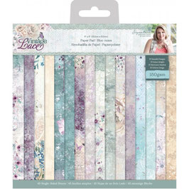 Vintage Lace 6x6 Paperpad - Crafter's Companion
