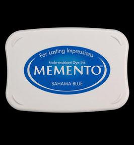 Memento Inkpad - Bahama Blue