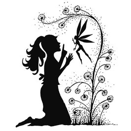 Fairy Wish - Lavinia Stamps