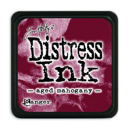 Tim Holtz Distress Mini Ink - Aged Mahogany