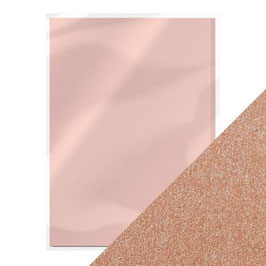 Pearlescent Card, Blushing Pink - Tonic Studios