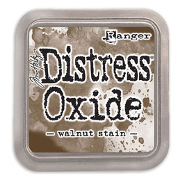 Tim Holtz Distress Oxide - Walnut Stain