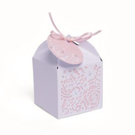 "Thinlits Die Set ""Decorative Favour Box"" - Sizzix"
