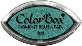 ColorBox Pigment Ink Cat's Eye, Spa - Clearsnap