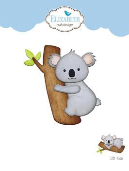 """Stanzschablone """"Koala"""" - Elizabeth Craft Designs"""