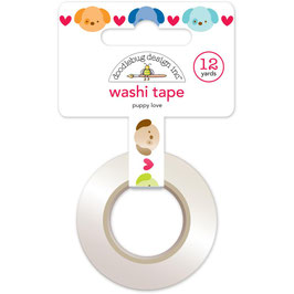 Puppy Love Washi Tape - Doodlebug