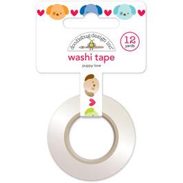 Puppy Love Washi Tape - Doodlebug